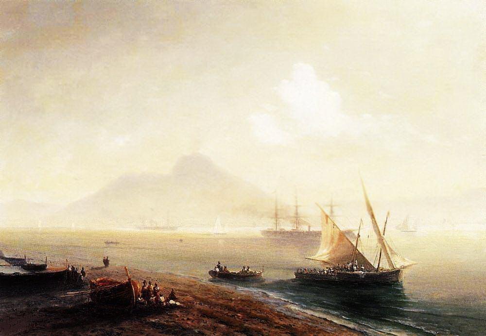 Морська затока, 1900 р.