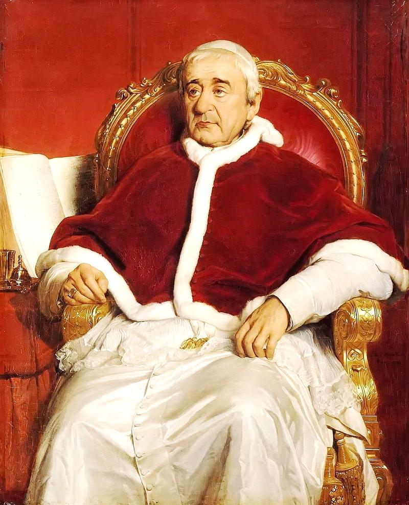 Папа Римський Григорій XVI