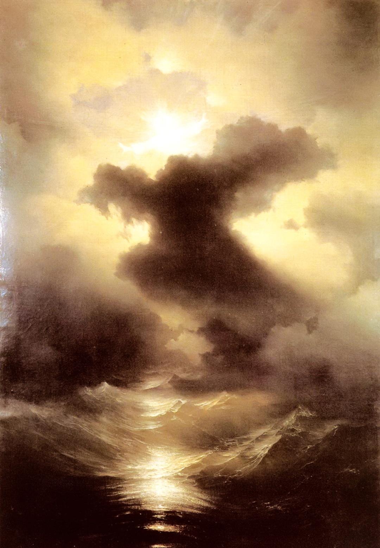 Хаос. Створення світу, 1841 р.