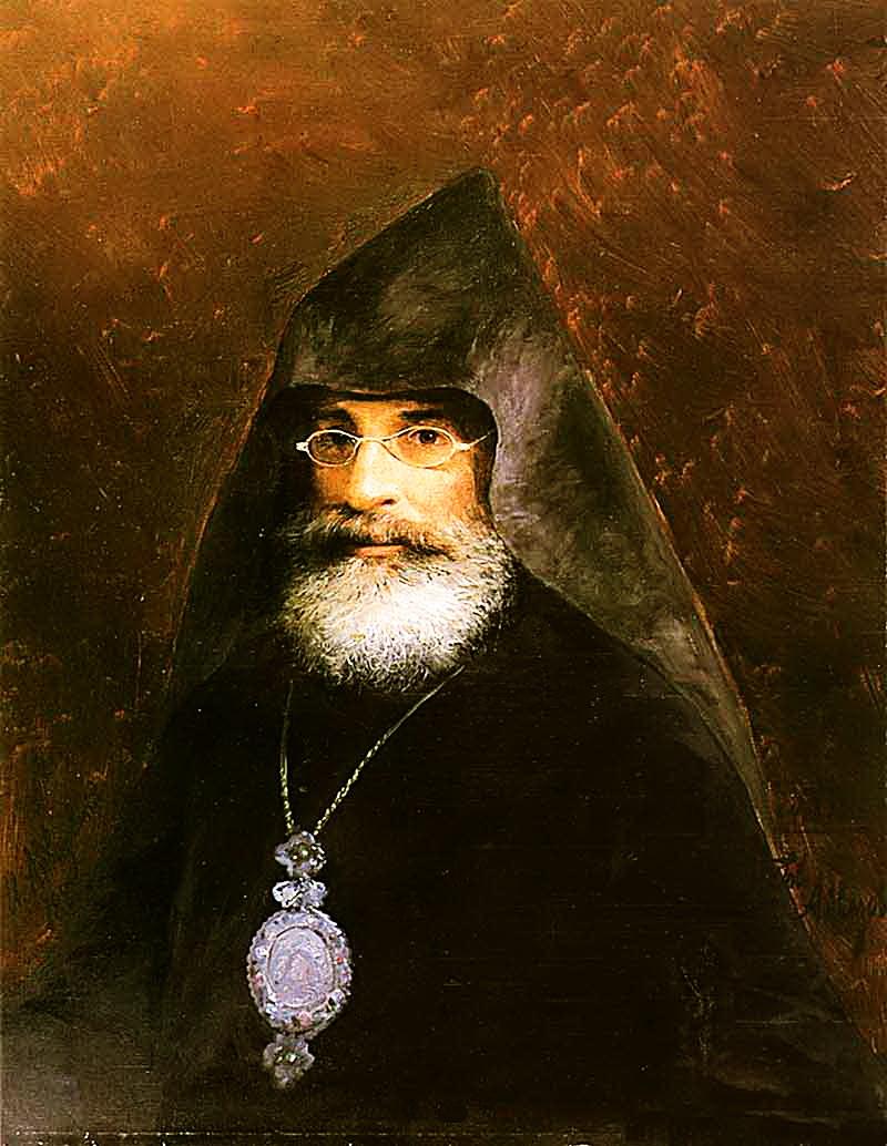 Портрет брата Ґабріеля, 1883 р.
