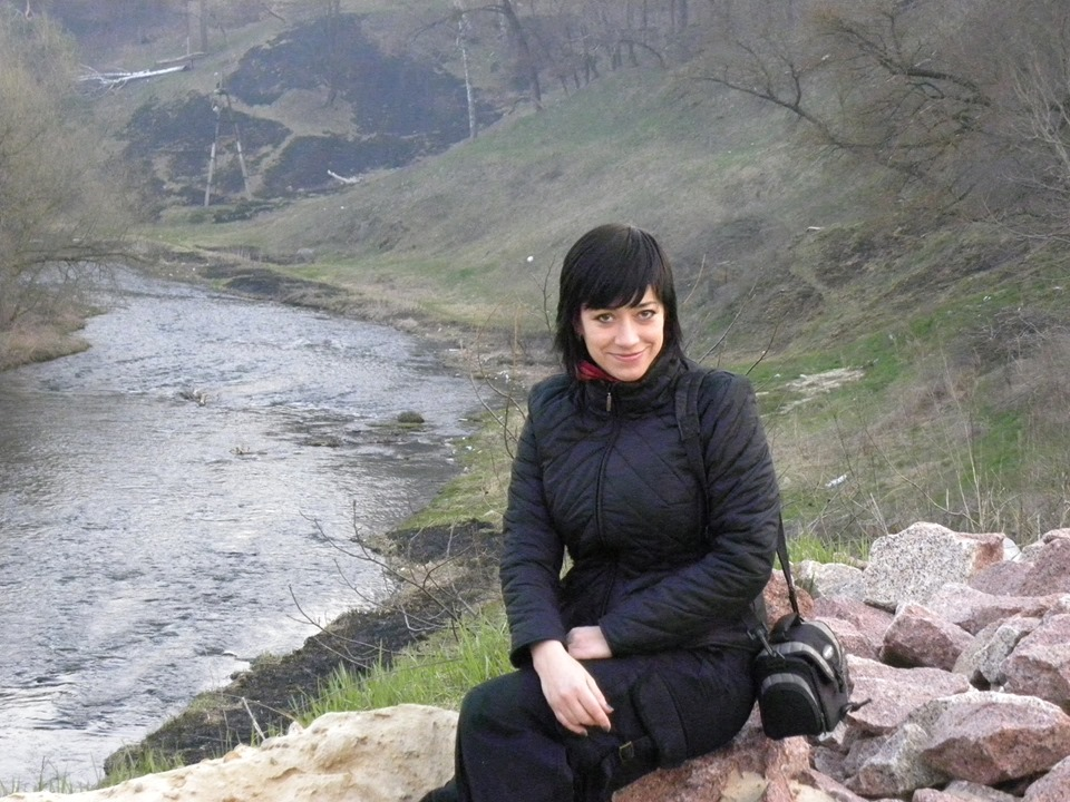 Ірина Давидова