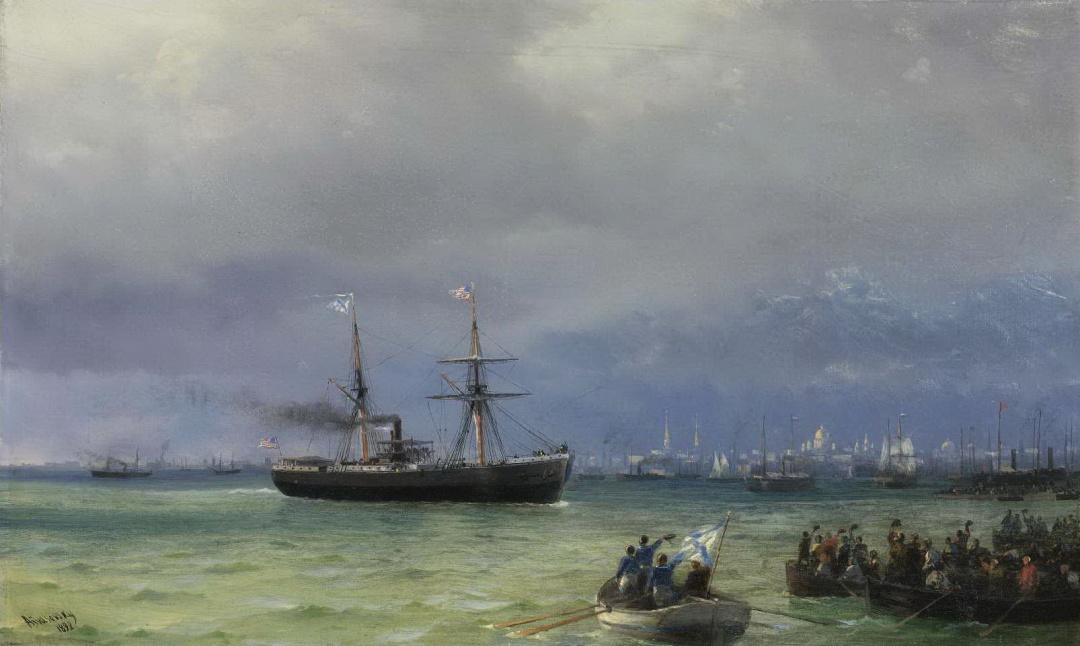 Корабль допомоги, 1892 р. 1