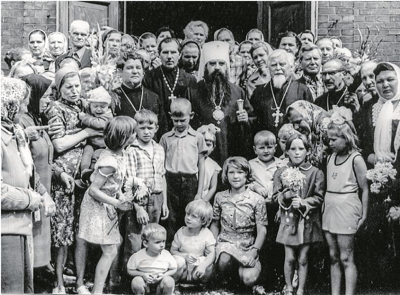 Великдень 1979 року у м. Лунинець, Брестської області (Білорусь)