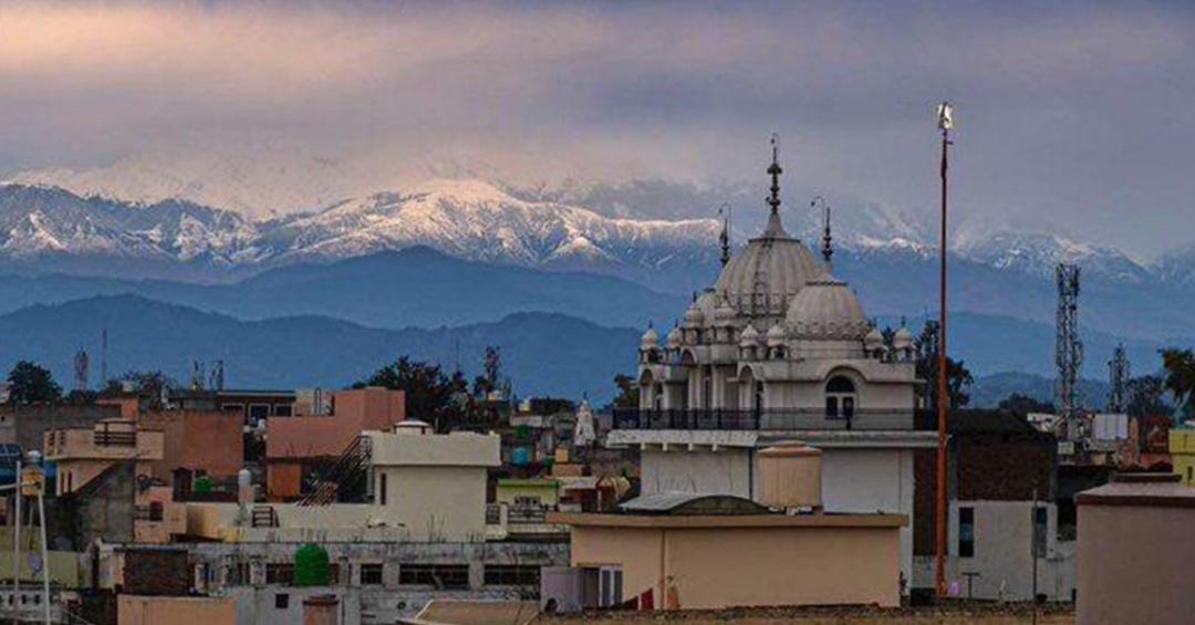 Мешканці індійських міст вперше за 30 років побачили Гімалаї