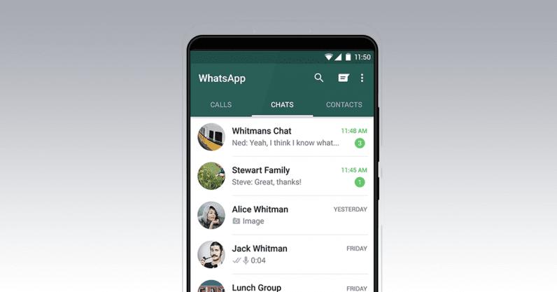 WhatsApp розширює можливості для групових дзвінків