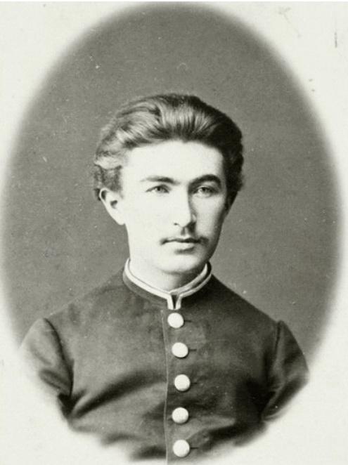 Микола Кащенко, 1875 р.