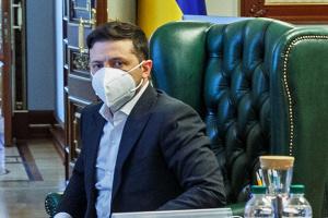 Volodymyr Zelensky : L'Ukraine enverrait une équipe médicale en Italie
