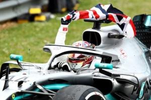 """Терміни британського етапу """"Формули-1"""" уточнять наприкінці квітня"""