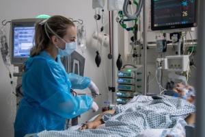 В Бельгии уже несколько дней уменьшается количество госпитализированных