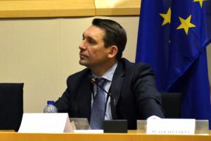 Tochytskyi califica de idea irrealizable el intento de Rusia de lograr el relajamiento de las sanciones