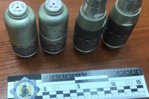 Канал сбыта оружия из зоны ООС перекрыли в Киеве