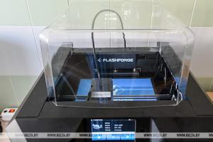 У Білорусі засоби захисту для медиків друкуватимуть на 3D-принтерах