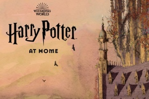"""""""Гаррі Поттер вдома"""": Роулінг запустила сайт для дітей на карантині"""
