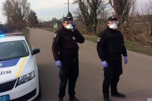 В село Комаровка на Черниговщине из-за коронавируса оставили только один въезд-выезд
