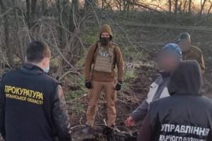 "На Луганщине поймали экс-боеовика ""Призрака"" и нашли его схрон"