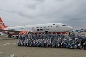 У Китаї завантажили ще один літак із медзасобами для України