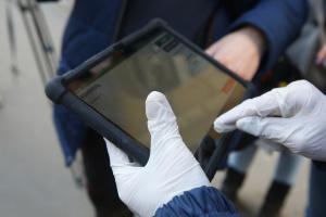 У Харкові паркувальники пішли на карантин – введена оплата онлайн