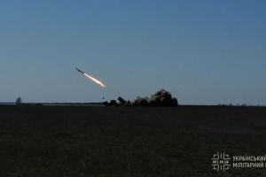 """На Одесчине провели испытания ракетного комплекса """"Нептун"""""""