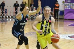 Українка Ягупова лідирує в голосуванні за найкращу баскетболістку сезону в Євролізі