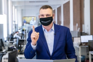 Kyiv confirms 214 coronavirus cases – Klitschko