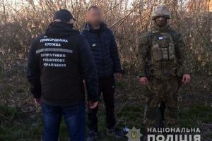 Поліція затримала бойовика, який п'ять років переховувався в РФ