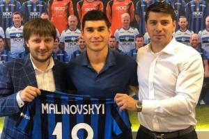 """Перехід до """"Фіорентини"""" не входить у плани Малиновського - агент гравця"""