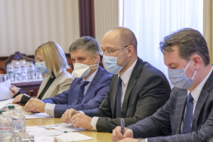 PM Shmyhal meets with ambassadors of Nordic–Baltic countries to Ukraine