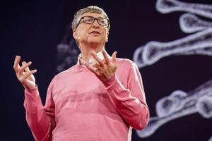 Білл Гейтс розповів, коли може завершитися пандемія COVID-19
