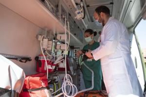 В Італії від COVID-19 померли понад 70 лікарів