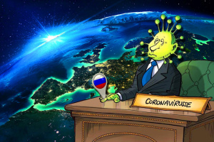 Doppio binario, або Як Росія виходить на геостратегічне домінування завдяки глобальній коронавірусній паніці