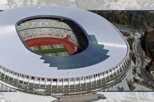 Національний стадіон в Токіо визнаний кращим в 2019 році