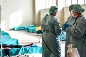 Троє львівських медиків у складі делегації МОЗ відправилися до Італії