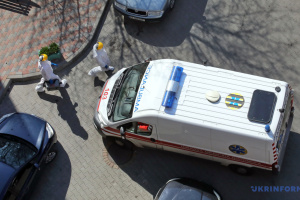 В Киеве за сутки на COVID-19 заболели 793 человека
