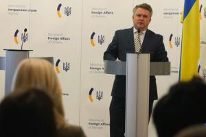 Serhij Kyslyzja, der Ständige Vertreter der Ukraine bei den Vereinten Nationen