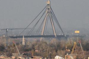 Пожежа у Чорнобильській зоні: рятувальники кажуть, радіаційний фон Києва у межах норми