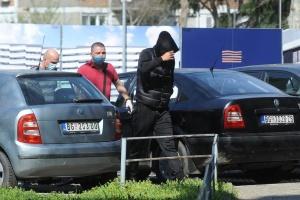 Сербський футболіст отримав три місяці арешту за порушення правил карантину