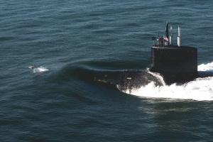 Військово-морський флот США поповнився атомним підводним човном