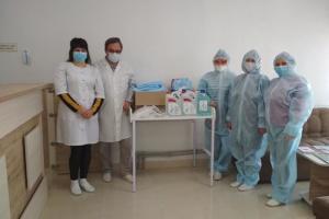Волонтери з Варшави збирають допомогу українським медикам