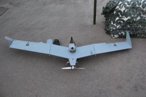 Ukrainisches Militär schießt Drohne der Besatzer im Wert von 2 Mio. USD ab