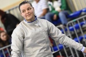 Саблистка Алина Комащук: Перенос Олимпиады на руку сборной Украины