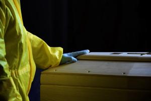 У Києві за добу - 208 випадків коронавірусу, 14 хворих померли