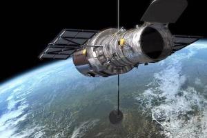 """Телескоп Hubble зробив знімок галактики з """"жорстокою таємницею"""""""