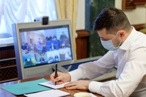 Зеленський ухвалив кадрові рішення щодо голів РДА у трьох областях