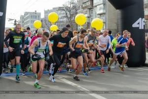 У Харкові з жовтня на грудень перенесли забіг першого Міжнародного напівмарафону