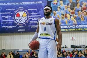Центровой «Одессы» Браун - лучший блокирующий украинской Суперлиги