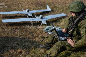 Збитий на Донбасі дрон використовували 12 підрозділів армії РФ - InformNapalm