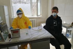 Харьковщина получила 20 тысяч экспресс-тестов на COVID-19