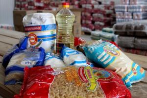 На Закарпатье людям пожилого возраста и одиноким передадут 11 тысяч пакетов соцпомощи