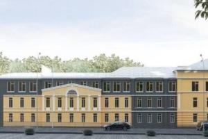 """""""Большое строительство"""": в Днипре реконструируют Мариинскую многопрофильную гимназию"""