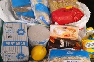 Миколаївщина отримала понад 7 тисяч продуктових наборів для малозабезпечених